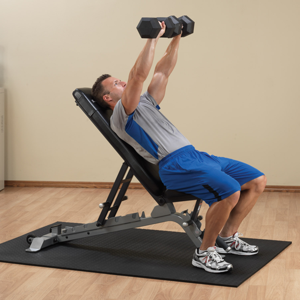 Body Solid Weight Lifting Bench