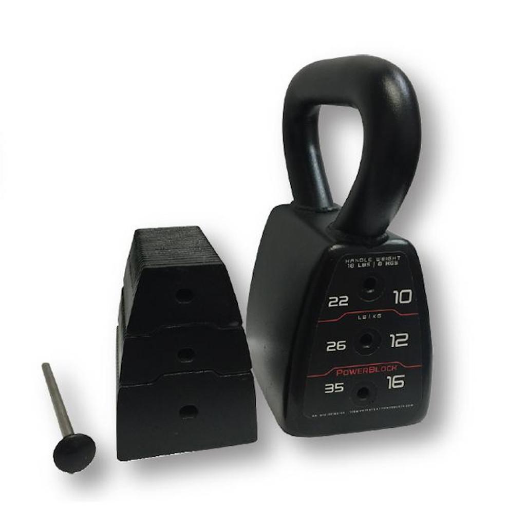 Powerblock Home Kettlebell Set