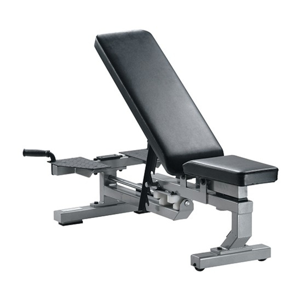 Commercial Weight Bench - York