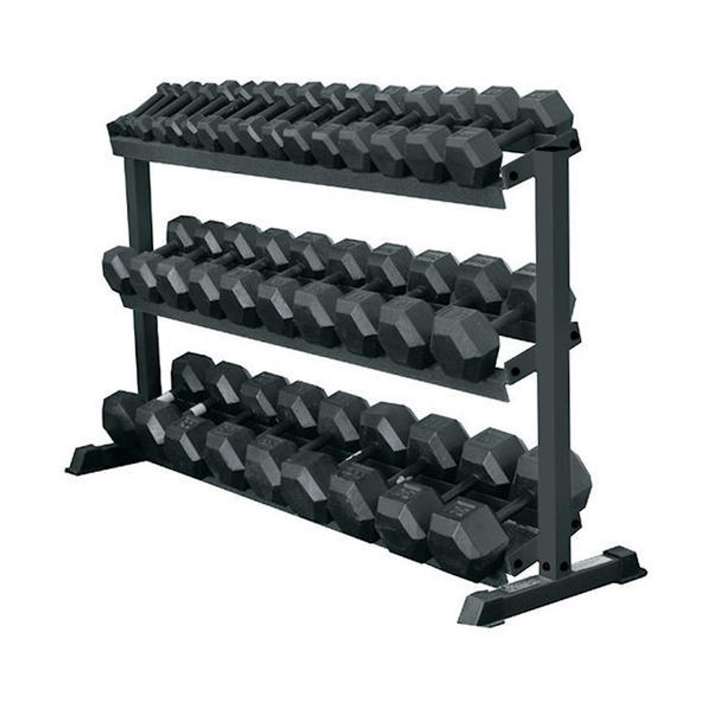 York Dumbbell Rack