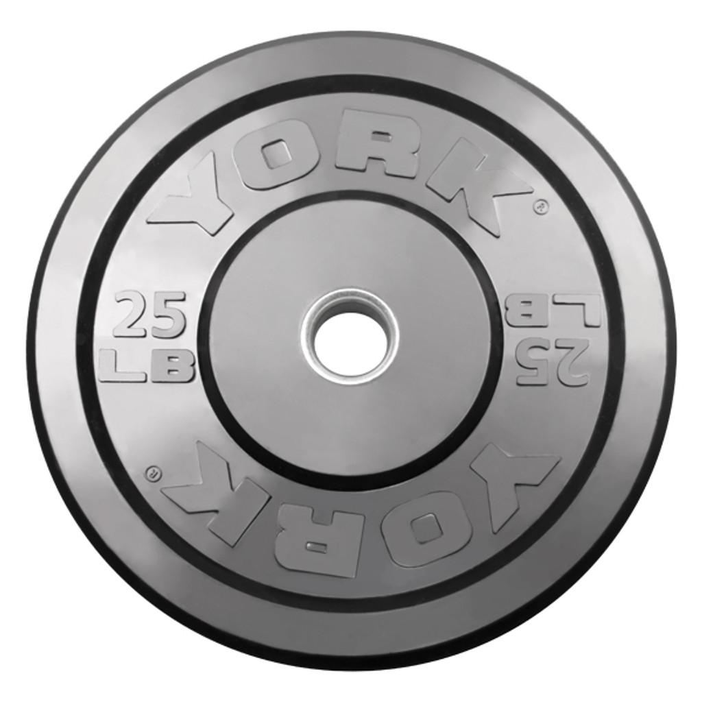 25 lb. - Training Bumper Plate - York