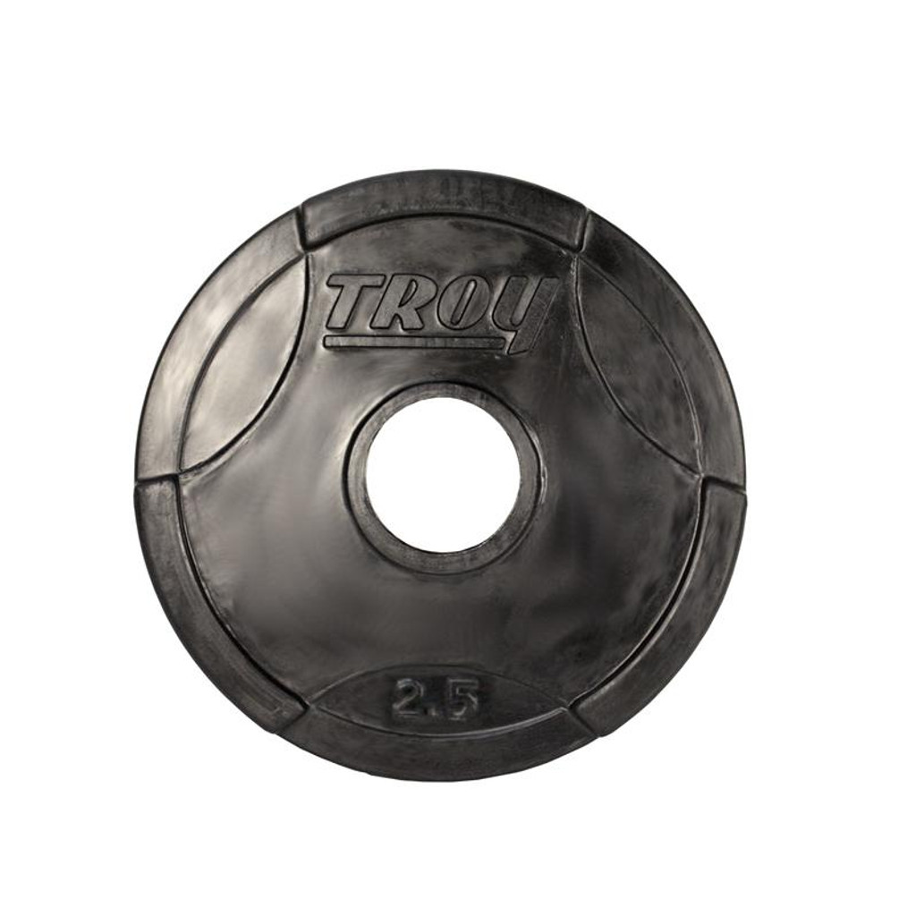Troy 2.5 lb. Commercial Olympic Plate