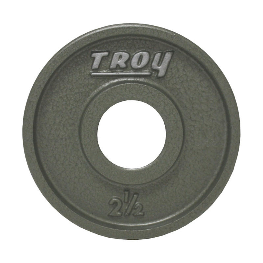 2.5 lb. Troy Cast Iron Plate