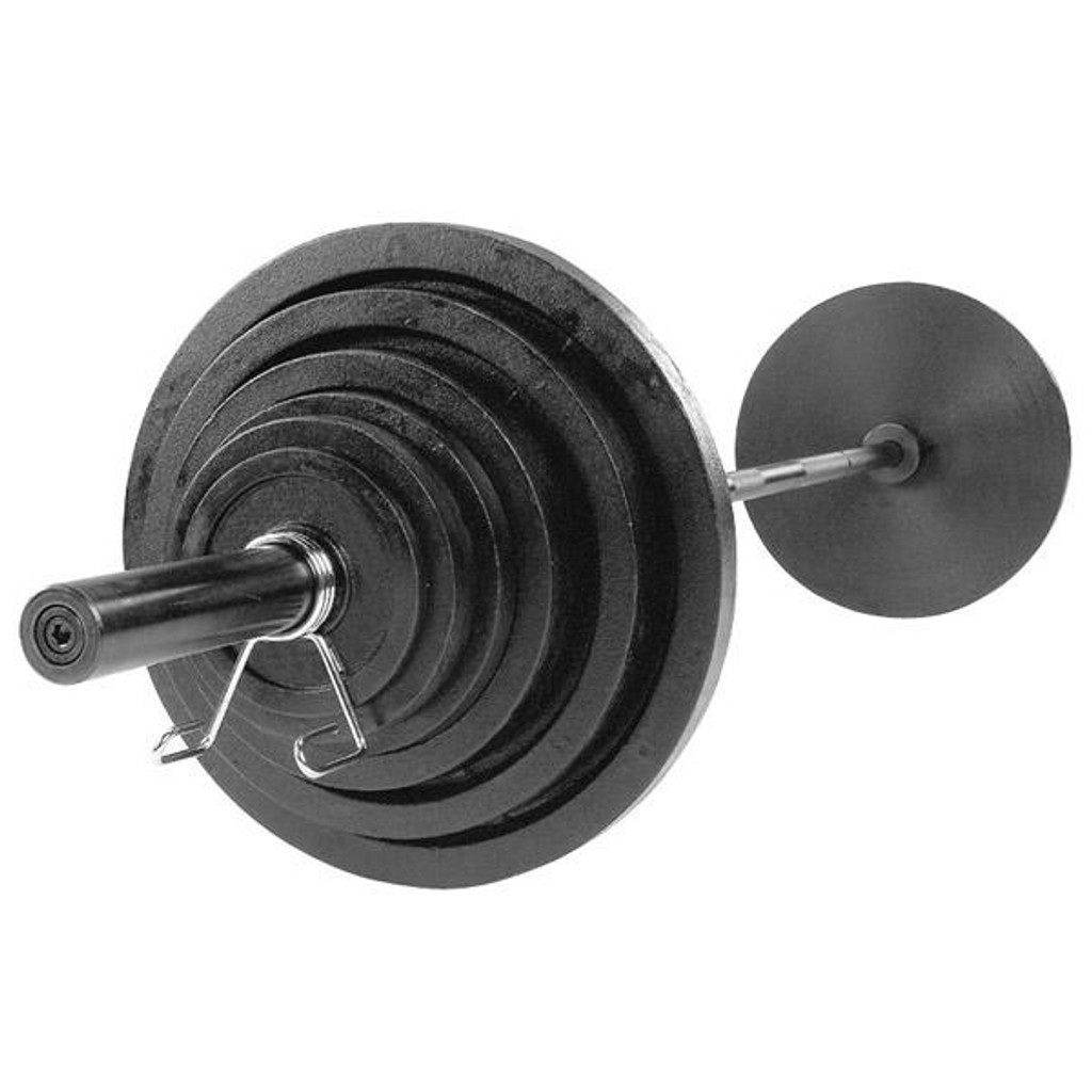 Body Solid Olympic Weight Set