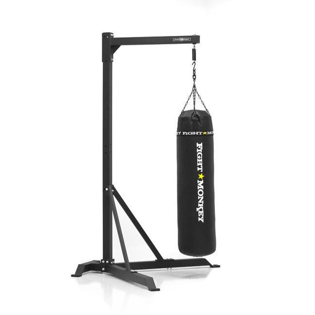Fight Monkey Commercial Boxing Heavy Bag Stand