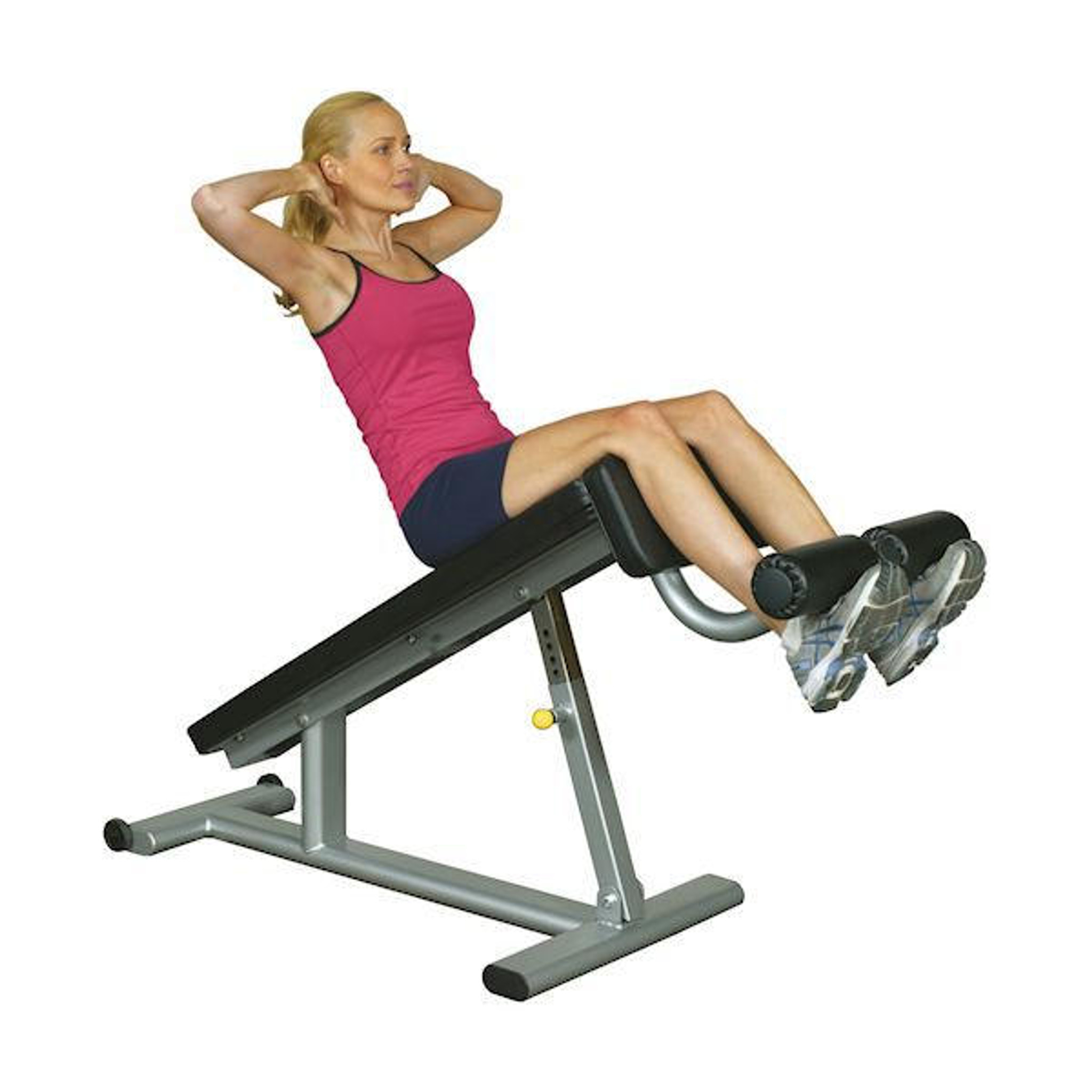5001 Commercial Ab Decline Bench Inflight Gtech Fitness