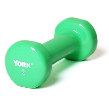 2 lb. York Vinyl Covered Weight