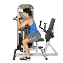 Inflight Fitness Bicep/Tricep Combo Machine