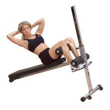 Body Solid Adjustable Ab Board