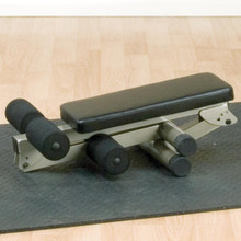 Body Solid Folding Ab Bench