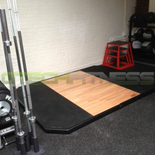 York Powerlifting Platform