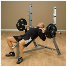 Body Solid Olympic Incline Workout Bench