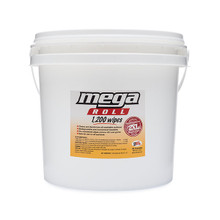 2XL-419 Mega Roll Wipes Bucket