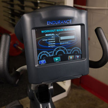 Body Solid Endurance Recumbent Bike Electronic Display