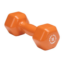 10 lb. Body Solid Aerobic Dumbbell Weight