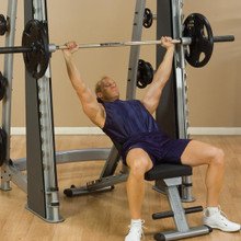 Body Solid Commercial Smith Machine