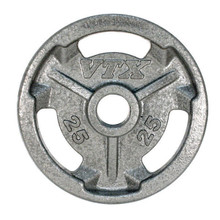 25 lb. Troy VTX Olympic Weight Plate