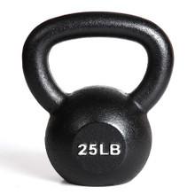 25 lb York Commercial Kettlebell