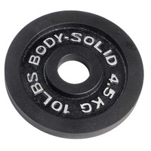 10 lb. Body Solid Weight Plate