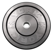45 lb. - Bumper Plate - York