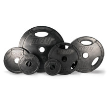 Troy Barbell GO-R Interlocking Rubber Grip Plates