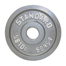 10 lb. Troy USA Sports Olympic Weight Plate