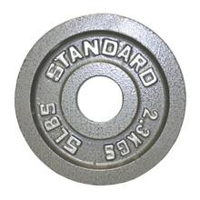 5 lb. Troy USA Sports Olympic Standard Plate