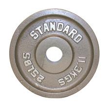 25 lb. Troy USA Sports Cast Iron Plate