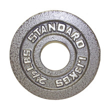 2.5 lb. Troy USA Sports Weight Plate