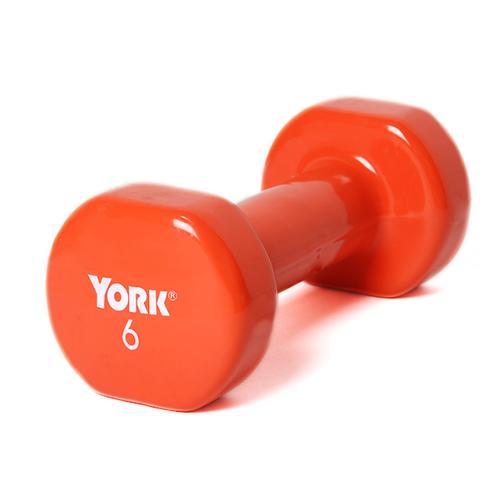 York 6 lb. Vinyl Weight