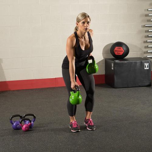 Body Solid Gym Kettlebell