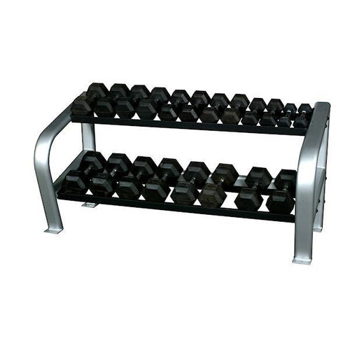 Inflight 2-Tier Dumbbell Rack