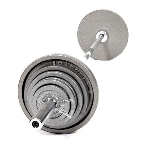 Troy Gray Olympic Weight Set