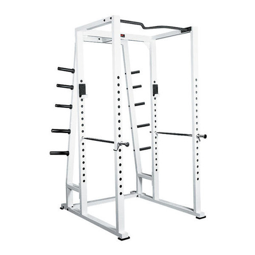 York Barbell Commercial Power Cage