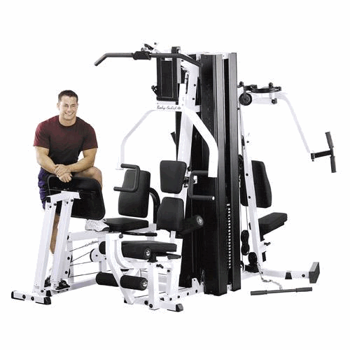 Body Solid EXM3000LPS Multi Station Gym