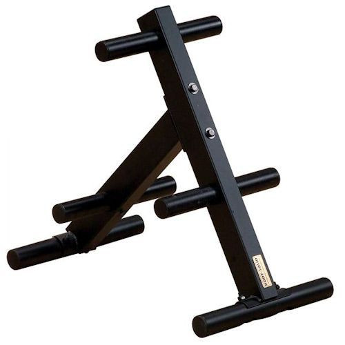 Body Solid Home Olympic Weight Tree