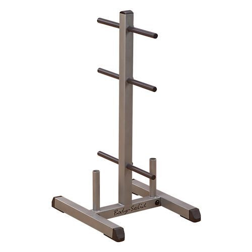 Body Solid Standard 1-Inch Plate Tree GSWT