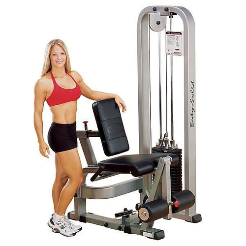 Body Solid Pro Clubline Leg Machine