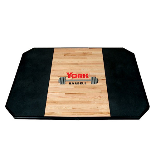York Weightlifting Platform
