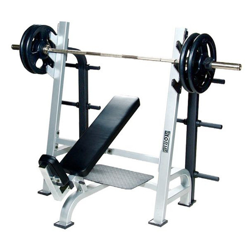 York Barbell STS Commercial Olympic Incline Bench