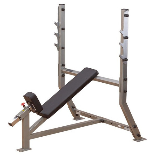 Body Solid (SIB359G) Olympic Incline Weight Bench