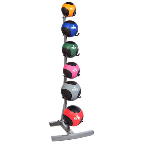 Commercial Med Ball Rack