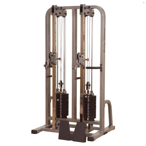 Body Solid Pro Clubline Dual Cable Column Machine