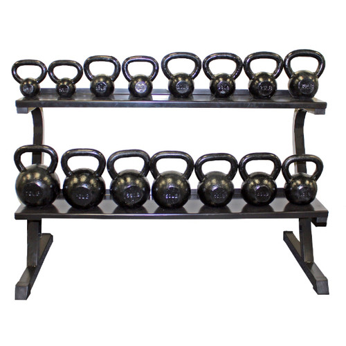 Twin Tier Kettlebell Rack