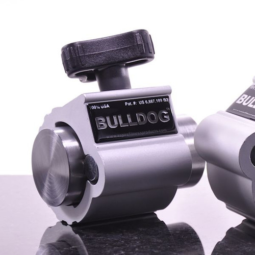 Bulldog Weight Lifting Collars Close View