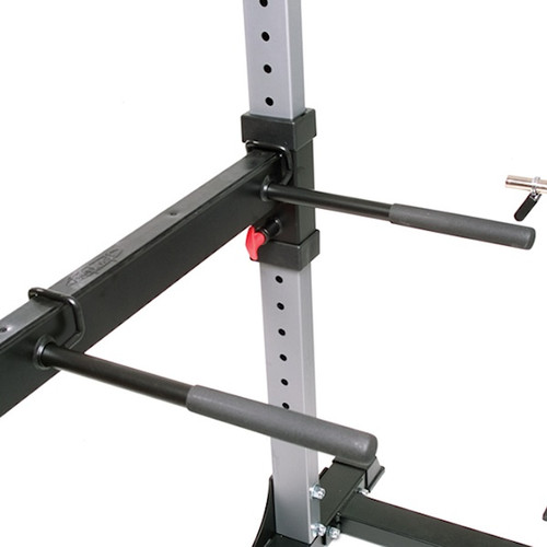 BodyCraft Weight Lifting Power Cage Optional Dip Handles