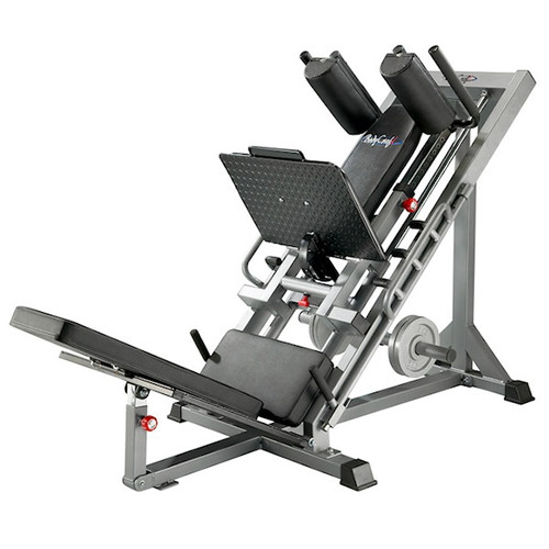 BodyCraft Plate Load Leg Press