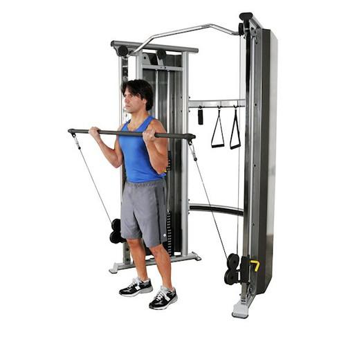 Inflight Functional Training Machine Straight Bar Accessory