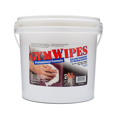 Gym Wipes Professional Bucket