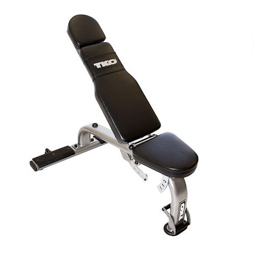 TKO Commercial Adjustable Weight Bench